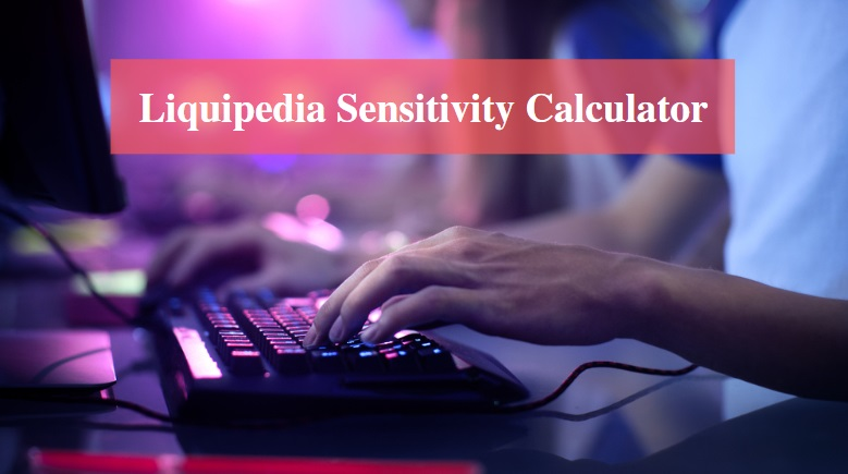 Liquipedia Sensitivity Calculator