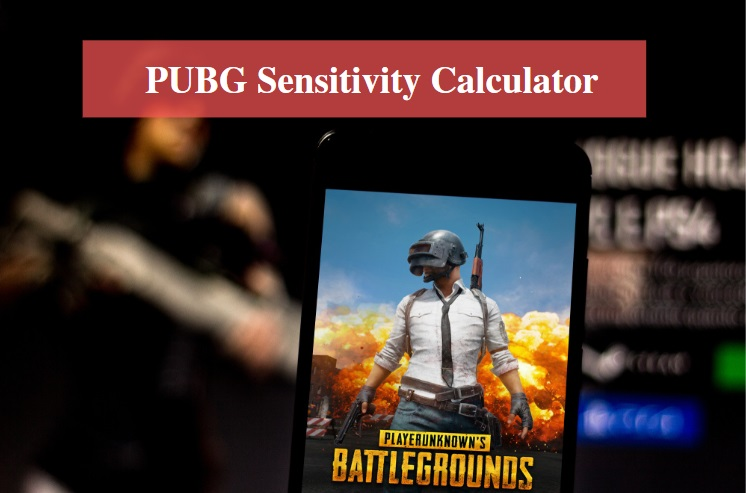 PUBG Sensitivity Calculator
