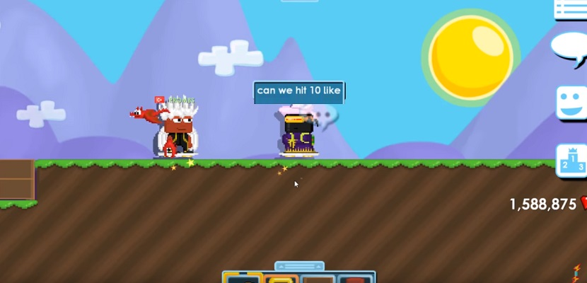Growtopia Experience & Level Calculator
